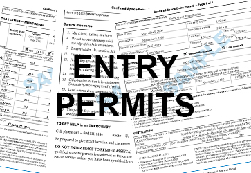Kel-Tech Safety Services deals with entry permits