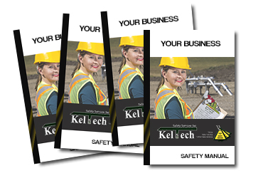 Kel Tech Safety Services Victoria Duncan Nanaimo Ladysmith Site Safety Manuals